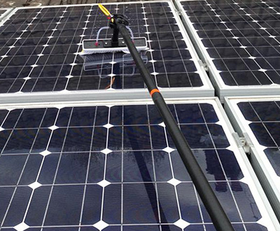 go bright solar panel cleaning across norfolk